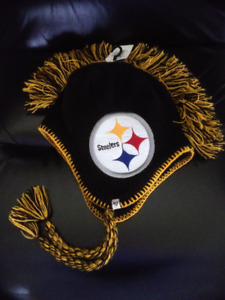 Official NFL Mohican STEELER Hat