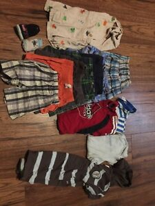 12 mths boy clothes