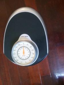 Pèse-personne analogique de marque Health meter