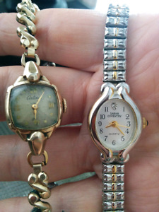 Vintage Ladies Watches - $20 ea. or 2@$35