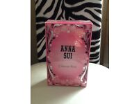 Anna Sui summer perfume 50 ml new