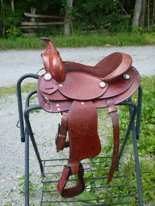 SOME SADDLES FOR SALE- WESTERN AND ENGLISH