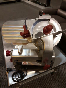 Axis Commercial 12 Inch Automatic Meat Slicer - Refurbished