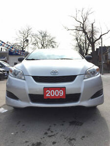 2009 Toyota Matrix Wagon ***LOW KILOMETERS***