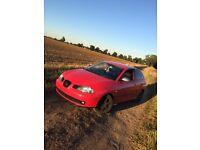 Seat Ibiza TDi (not vw golf, polo, Corsa, astra, gti)