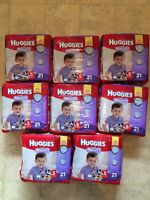 Huggies Lil Mover Diapers size 5