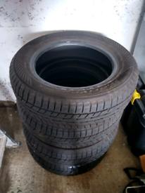 Yokohama Winter tyres 185 65 R15