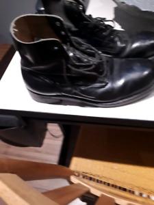 Construction boots 8.5 biltwell
