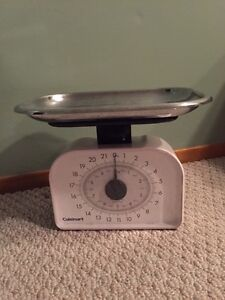 Cuisinart food scale-as new
