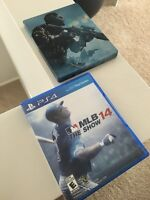 PS4 - Call of Duty Ghosts and MLB14