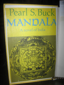 ...MANDALA.... A Novel of India [1970]  by Pearl S.Buck...