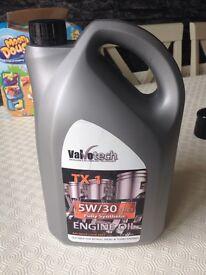 Valvo tech Engine oil