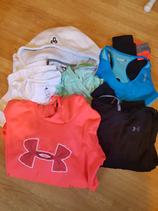 Workout clothing lot