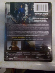 Ash Vs. Evil Dead Season 1 Blu-Ray Best Buy Exclusive, Sold Out! London Ontario image 2