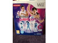 Wii DanceDance Revolution Hottest Party 4