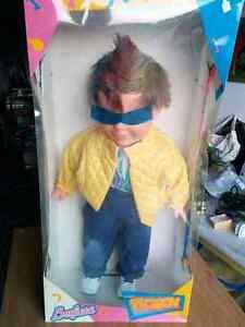 Funky Berjusa doll