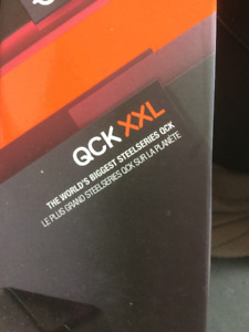 NEW - Steelseries QCK XXL Gaming mouse pad