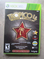 Tropico 4 Gold Edition in like-new condition