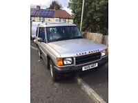 2001 Land Rover discovery2 td5 tdi 7 seater fsh