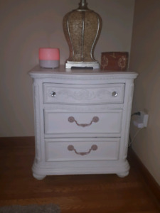 Refinished Antique nightstand $100