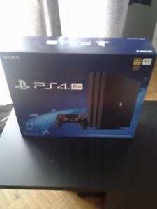 CONSOLE SONY PS4 PRO 1 TB