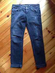 Guess Jeans - Skinny - Faded Grey/ Black