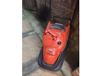 Flymo vision compact 330 lawn mower lawnmower