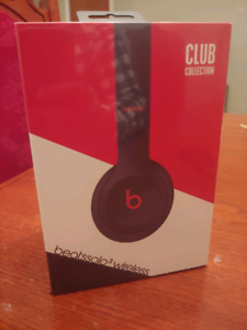 Unopened - Beats Solo 3 Wireless - Limited Edition (Club Navy)
