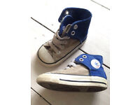 Toddler Converse High Top Boot 4