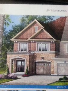 4+1 Bed, Townhome  - Whole House for Lease/Rent in Brampton