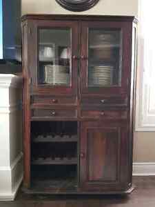 Dining Room Hutch - Solid Wood