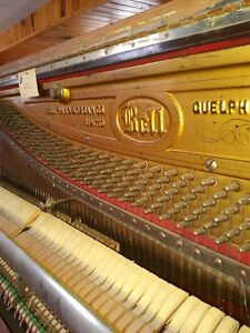 FREE!  BELL Upright Grand Piano.