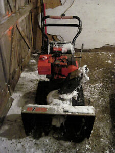 Sears Craftsman dual pulley snowblower for parts