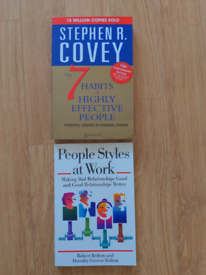 The 7 Habits of Highly Effective People & People Styles At Work