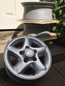 "16"" Dodge Ram 1500 Wheels (Excellent Shape!)"