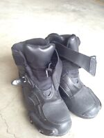 Size 12 Speed and Strength motorcycle boots