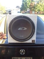 "12"" Alpine Type E Subwoofer"