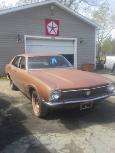 looking for ford maverick parts.