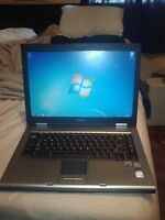 Toshiba Laptop - 2GB RAM - Windows 7 - Good Battery - $100