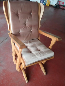 Glider for sale $25.00, call 506-532-2344
