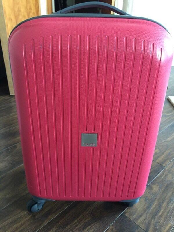 Tripp hard Raspberry cabin wheeled suitcase | in Chelmsford, Essex ...