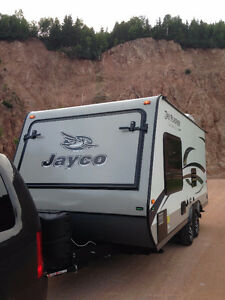 Roulotte 2015 hybride Jayco Jay Feather X19H Saguenay Saguenay-Lac-Saint-Jean image 4
