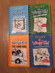 Diary of a Wimpy Kid-hardcover