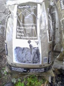 sacs de sable / sand bags