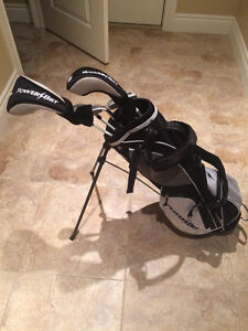 Junior Power Bilt Golf Club Set - 5-8 yr old - Left Handed