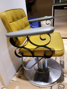 2 Vintage Styling Chairs for Sale