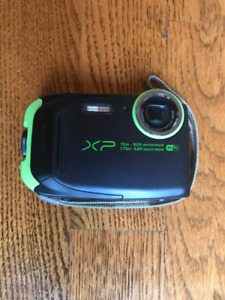Waterproof Camera Fujifilm FinePix XP80