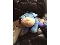 Disney Eeyore Soft teddy measures 27.5 cms high in Used with tag