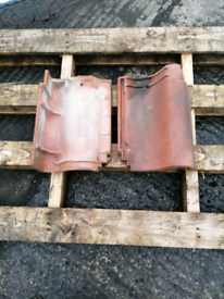 Sandtoft county cloaked Verge roof tile