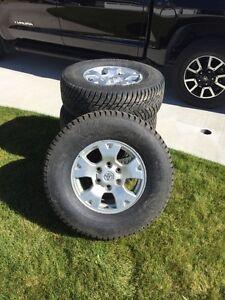 Nokian Hakkapeliitta 8 winter tire and rim set!